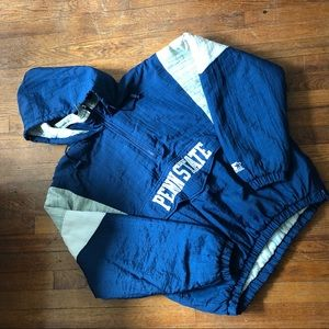 PENN STATE STARTER JACKET (EARLY TO MID 90s)